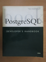 Anticariat: PostgreSQL. Developer's Handbook