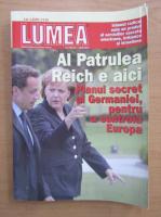 Anticariat: Revista Lumea, an XVIII, nr. 1 (226), 2012