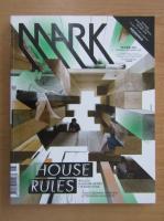 Anticariat: Revista Mark, nr. 16, octombrie-noiembrie 2008