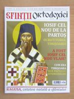 Anticariat: Revista Sfintii Ortodoxiei, anul 2, nr. 8 (11), septembrie 2017
