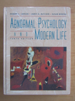 Anticariat: Robert Carson - Abnormal Psychology and Modern Life