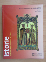 Anticariat: Sorin Oane - Istorie. Manual pentru clasa a VIII-a