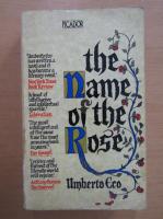 Umberto Eco - The Name of the Rose