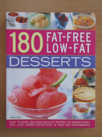 Wendy Doyle - 180 Fat-free Low-fat Desserts