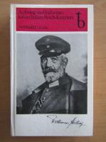 Anticariat: Willibald Gutsche - Aufstieg und Fall eines kaiserlichen Reichskanzlers