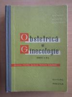 Anticariat: A. Cristea - Obstetrica si ginecologie