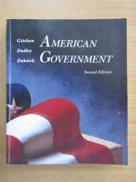 Anticariat: Alan R. Gitelson - American Government