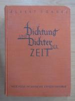 Anticariat: Albert Soergel - Dichtung und Dichter der Zeit