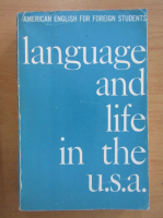 American English For Foreign Students. Language and life in the U.S.A