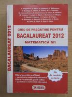C. Angelescu - Ghid de pregatire pentru Bacalaureat 2012. Matematica M1