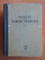Anticariat: Constantin Paunescu - Manual pentru surori medicale (volumul 1)
