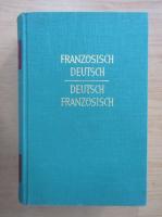 Dictionnaire Brockhaus Illustre francais-allemand, allemand-francais