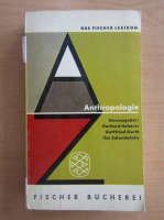 Anticariat: Gerhard Heberer - Anthropologie
