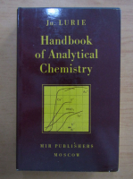 Ju. Lurie - Handbook of Analytical Chemistry