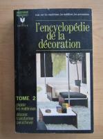 L'Encyclopedie de la decoration (volumul 2)