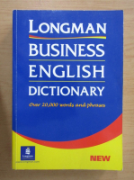 Anticariat: Longman Business English Dictionary