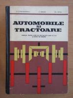 Anticariat: M. Constantinescu - Automobile si tractoare