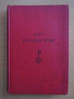 Anticariat: M. D. Berlitz - Methode pour l'Enseignement des Langues Modernes. Deuxieme livre