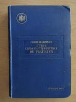 Anticariat: M. Palasne de Champeaux - Guide clinique et therapeutique du praticien