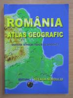 Marius Lungu - Romania. Atlas geografic. Contine sinteze fizico-economice