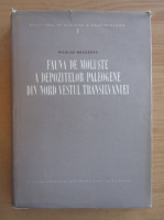 Meszaros Nicolae - Fauna de moluste a depozitelor paleogene din Nord-Vestul Transilvaniei