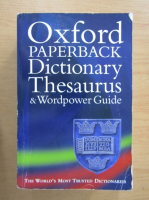 Oxford Paperback. Dictionary, Thesaurus, and Wordpower Guide