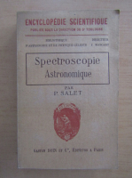 Anticariat: P. Salet - Spectroscopie Astronomique