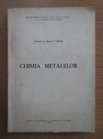 Anticariat: P. Spacu - Chimia metalelor