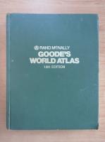 Anticariat: Rand McNally Goode's World Atlas