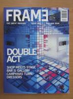 Anticariat: Revista Frame, nr. 62, mai-iunie 2008