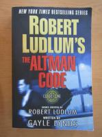 Anticariat: Robert Ludlum - The Altman Code
