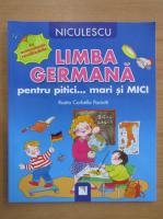 Rosita Corbella Paciotti - Limba germana pentru pitici mari si mici