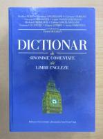 Svetlana Angheloni - Dictionar de sinonime comentate ale limbii engleze