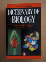 Anticariat: The Penguin Dictionary of Biology