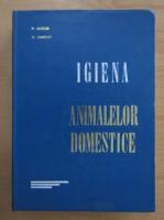 Anticariat: V. Gligor - Igiena animalelor domestice