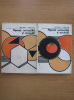 Anticariat: Virgil Tamas - Pigmenti carotenoidici si metaboliti (2 volume)