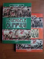 Anticariat: Alexandru Mitru - Legendele Olimpului (2 volume)