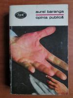 Aurel Baranga - Opinia publica