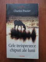 Anticariat: Charles Frazier - Cele treisprezece chipuri ale lunii