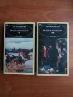 Anticariat: Dostoievski - Fratii Karamazov (2 volume, editura Rao)