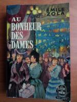 Anticariat: Emile Zola - Au bonheur des dames