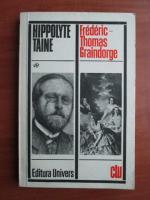 Anticariat: Hippolyte Taine - Frederic Thomas Graindorge