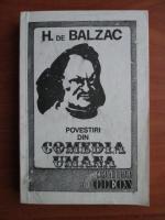 Honore de Balzac - Povestiri din comedia umana