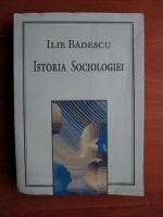 Ilie Badescu - Istoria sociologiei
