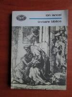 Anticariat: Ion Ianosi - Izvoare biblice