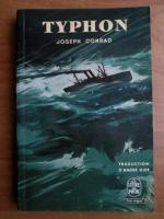 Anticariat: Joseph Conrad - Typhon