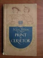 Anticariat: Mark Twain - Print si cersetor