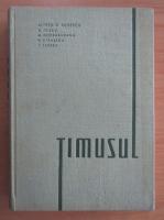 Anticariat: Alfred D. Rusescu - Timusul