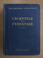 Anticariat: Alfred D. Rusescu - Urgentele in pediatrie, partea 1