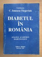 Anticariat: C. Ionescu Tirgoviste - Diabetul in Romania